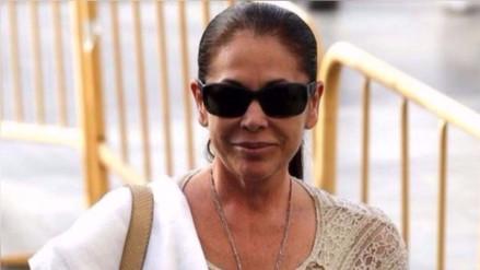 Isabel Pantoja cumplirá condena por blanqueo de capitales este viernes