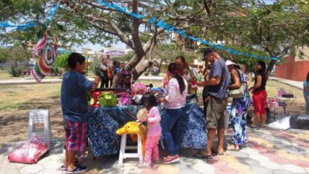 Vecinos promueven la creación de parques solidarios en Chiclayo