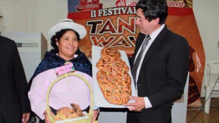 Huancayo: Lanzan Festival T'anta Wawa - El Tambo 2016