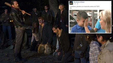 'The Walking Dead' estrena capítulo y provoca estas reacciones en Twitter