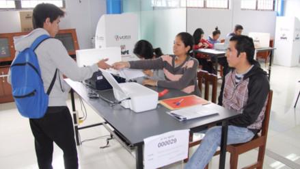 UNMSM: Resultados de elecciones se procesaron en menos de una hora con voto electrónico