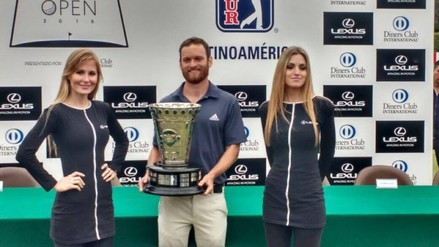 Lo mejor de la premiación del Lexus Perú Open en Los Inkas Golf Club