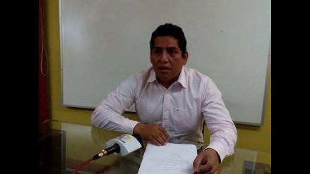 Chimbote: gerente de Subregión Pacífico señala que no dejará el cargo