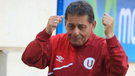 Carlos Moreno no garantizó la continuidad de Roberto Chale en Universitario