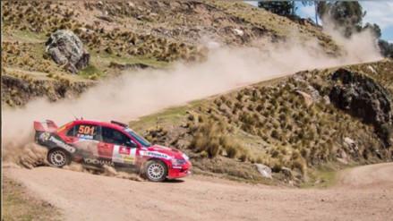 Pilotos del rally Caminos del Inca llegaron a Juliaca