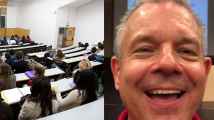 Twitter: alumno faltó a clase y su profesor le envía un peculiar mensaje