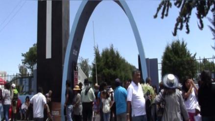 Fumigarán cementerio La Apacheta por fiesta de Todos los Santos