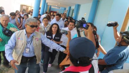 Piura: piden a ministra mejoras en Hospital de Chulucanas