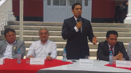La Libertad: gobernador insta a invertir en deporte frente al hampa