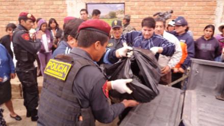 Obrero muere tras recibir impacto de tanque de comprensora