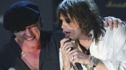 Aerosmith: Steven Tyler asiste al cine en Lima