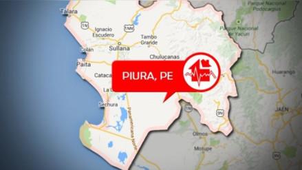 Se registran dos sismos en la ciudad piurana de Paita
