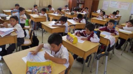 Más de 20 mil escolares de Lambayeque rendirán segunda evaluación censal
