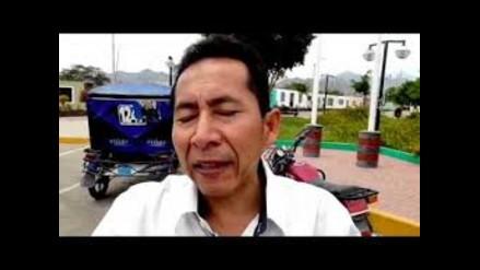 Casma: dejan en libertad a alcalde que disparó en estado de ebriedad