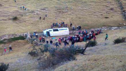 Ayacucho: seis muertos y ocho heridos dejó accidente en distrito de Ocaña