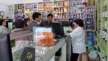 Estas son las cinco farmacias sancionadas por concertar precios