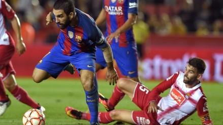 Sin la MSN: Barcelona cayó 1-0 ante Espanyol por la Supercopa de Cataluña