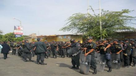 Lambayeque: Más de 400 policías fueron cambiados de sus puestos