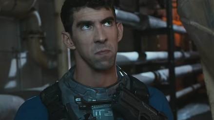 Michael Phelps y Guns N' Roses juntos en nuevo tráiler de Call of Duty
