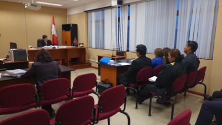 Piura: reprograman audiencia por presuntas ejecuciones extrajudiciales