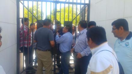 Docentes de Universidad Nacional de Piura acatan huelga indefinida