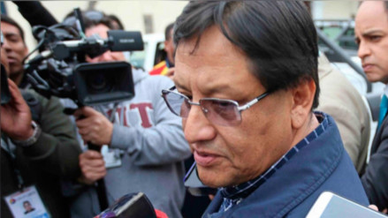 El juez decide este viernes si Carlos Moreno puede salir del país