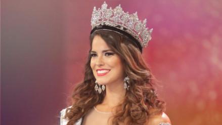 Miss Perú: Valeria Piazza sufre accidente automovilístico