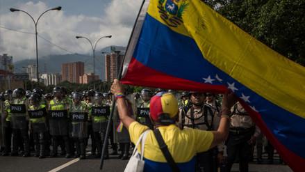 Toma de Venezuela: así fue la marcha de la oposición contra Nicolás Maduro