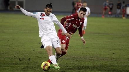 Garra 'crema': Universitario reaccionó e igualó 4-4 con la San Martín