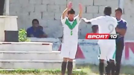 Joven con Síndrome de Down debutó en el fútbol a los 23 años
