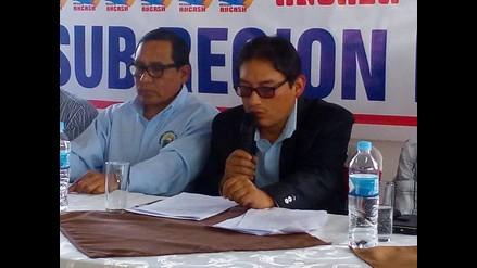 Áncash: gobernador encargado pide auditoría a gestión de Waldo Ríos