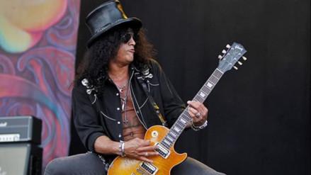 Guns N' Roses en Lima: Slash tocó estos temas en la prueba de sonido