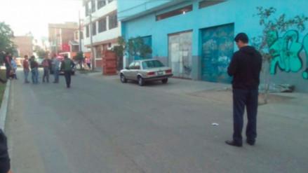 Velan restos de suboficial baleado por ladrones en San Martín de Porres