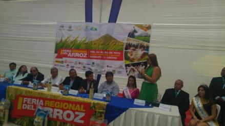 Pacasmayo: alistan I Feria Regional del Arroz en Guadalupe