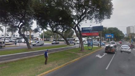 San Isidro rechaza construcción de 5 pasos a desnivel en Av. Salaverry