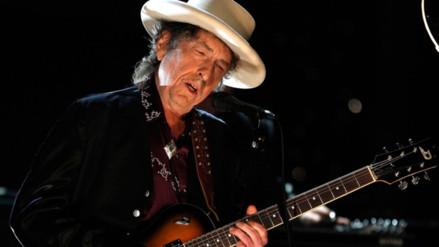 Bob Dylan finalmente aceptó el Nóbel de Literatura