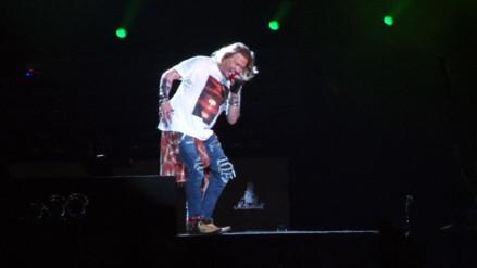 CRÓNICA | Guns N' Roses sacudió —literalmente — el Estadio Monumental