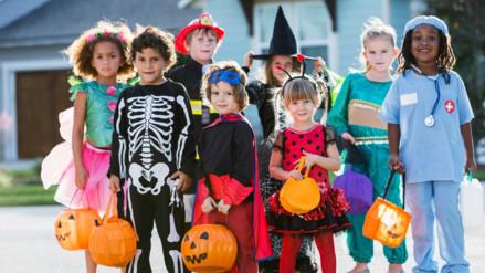 Halloween: Jugar a disfrazarse