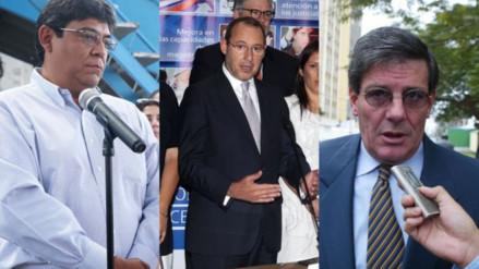 Oficializan la designación de Cuba, Chlimper y Rey en el BCR