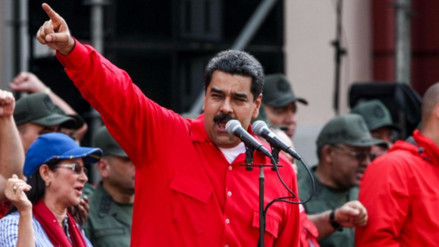 Nicolás Maduro llamó