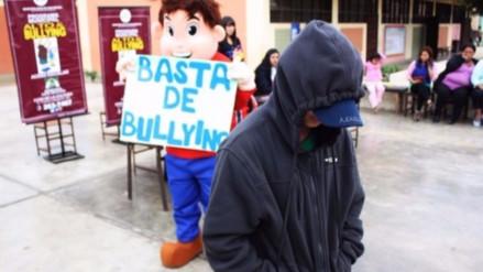 Investigan 359 casos de bullying en la región Arequipa