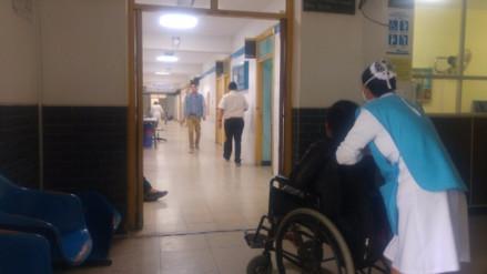Amago de incendio causó alarma en hospital Cayetano Heredia de Piura