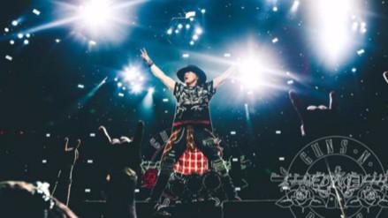 Guns N' Roses: banda lanza reto para fanáticos en Lima