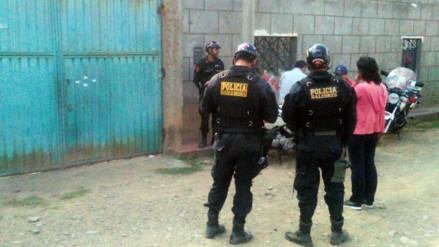 Recapturan a quinto interno que fugó del penal de La Oroya