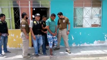 Tumbes: capturan a sujetos que integrarían red de trata de personas