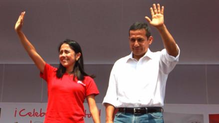 Caso Gasoducto Sur: Piden que Ollanta Humala y Nadine Heredia sean investigados