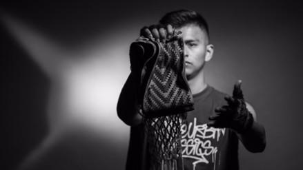 Liberato Kani revalora el quechua a ritmo de hip hop