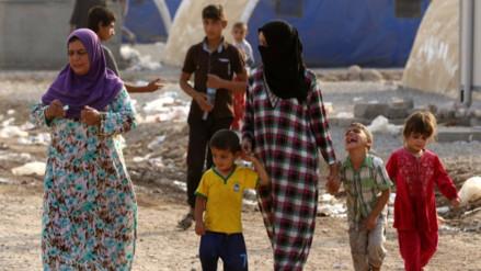 ISIS secuestró 8,000 familias para usarlas como escudos humanos en Mosul