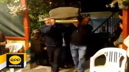 Ayacucho: llegan a Huanta los restos de Margarita Bustíos