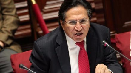"""Toledo: """"Si no era por la Marcha de los Cuatro Suyos, Fujimori seguiría gobernando"""""""